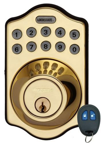 LockState LS-DB500R Remote Control Electronic Deadbolt