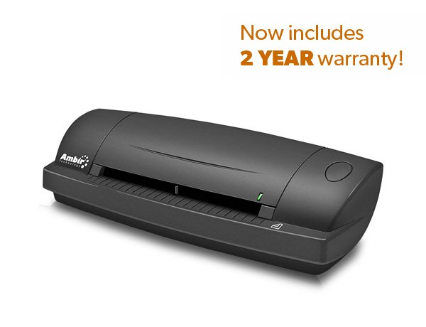 Ambir- Duplex ID Card Scanner (DS687-AS)