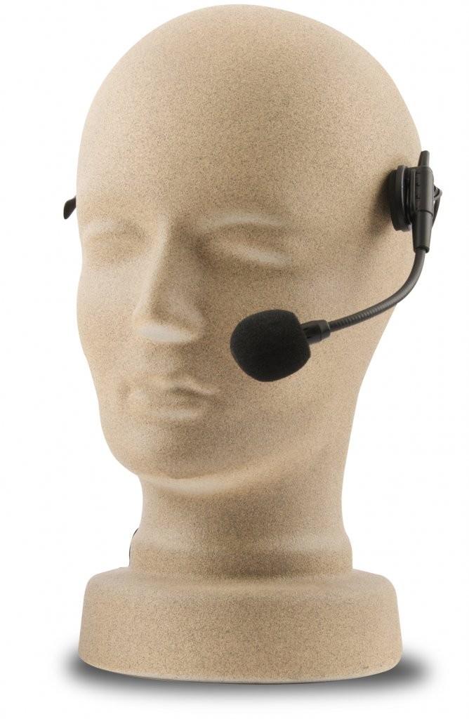 Anchor Audio HBM-TA4F Headband mic (TA4F plug)