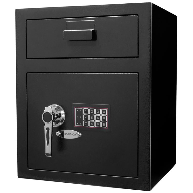 Barska AX11930 - Large Keypad Depository Safe