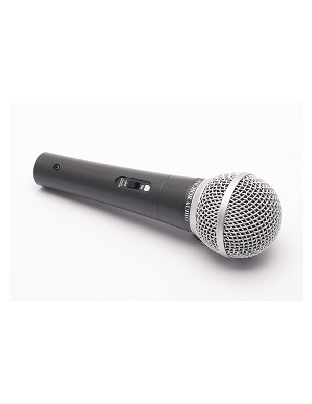 Anchor Audio MIC-90 Handheld mic with 20 ft. cable (XLR plug)