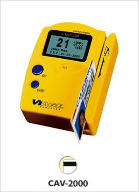 CardCom ViAge CAV-2000 Magnetic Stripe ID/DL Reader