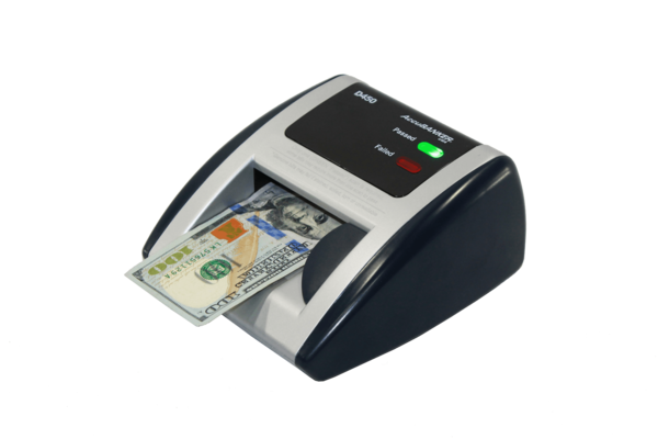 Accubanker D450 Counterfeit Bill Scanner
