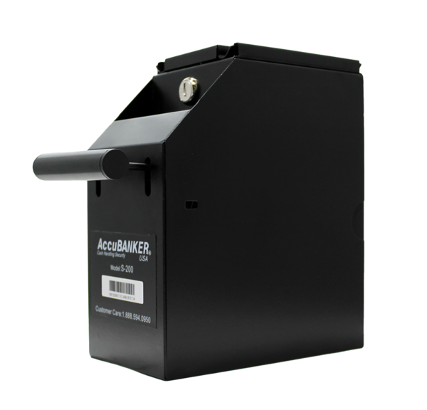 AccuBanker S200 Retail Drop Safe
