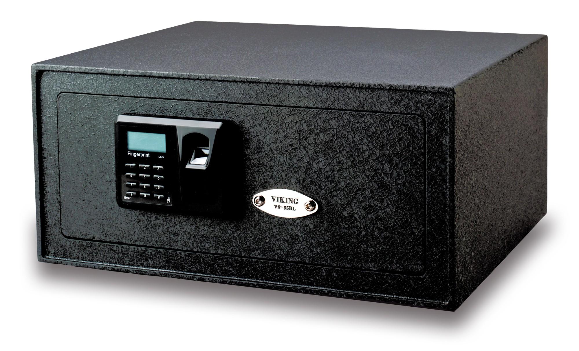 Viking Security Safe VS-35BLX Biometric Fingerprint LCD Keypad Safe