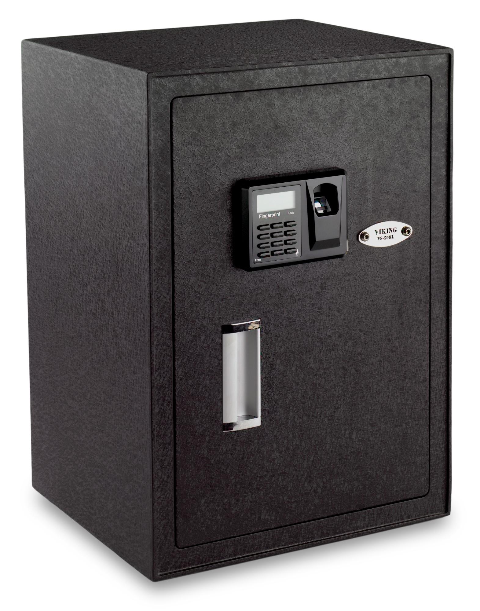 Viking Security Safe VS-50BLX Large Biometric Fingerprint LCD Keypad Safe