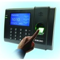 Amano Time Guardian FPT80 Biometric Fingerprint System