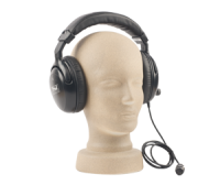 Anchor Audio H-2000L Intercom headset - dual muff (listen only)
