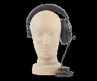 Anchor Audio H-2000LS Intercom headset - single muff (listen only)