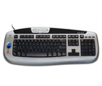 DigitalPersona U.are.U Fingerprint Keyboard