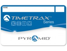Pyramid TimeTrax Badges 1-25