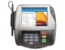 VERIFONE- MX 880