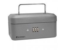 Barska CB11782 - Extra Small Cash Box with Combination Lock