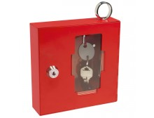 Barska AX11826 - Breakable Emergency Key Box with Attached Hammer
