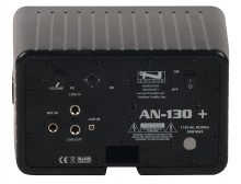 Anchor Audio AN-130F1RCBK+ AN-130+ with one built-in wireless receiver and remote control- black
