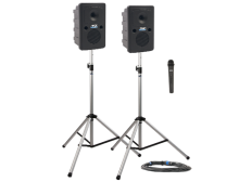 Anchor Audio GG-DP1 - Go Getter 2 Deluxe Package 1