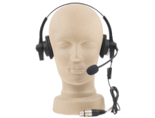 Anchor Audio H-2000LT Intercom headset - lightweight