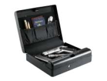 GunVault MVB1000 MicroVault XL Biometric Gun Safe
