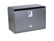Protex SDB-200 Wall Mounted Drop Box With Tubular Lock