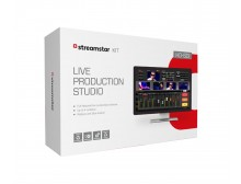 Streamstar HD-SDI Kit - Full-Featured, Live Production and Streaming Software including 4 Input HD-SDI Capture Card and HDMI Input Capture Card