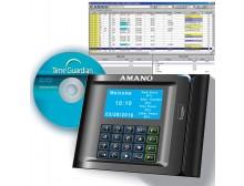 Amano MTX-30B/A970 MTX-30 Barcode Time Clock