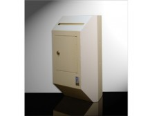 Protex WDB-110-CR Corner Wall Drop Box / Tubular Key
