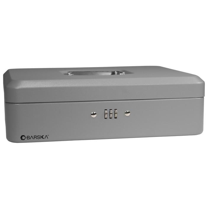 Barska CB11788 - Large Cash Box with Combination Lock