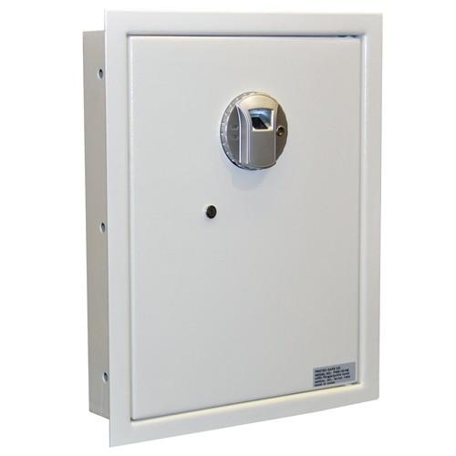 Protex FW-1814Z Biometric (Fingerprint) Wall Safe