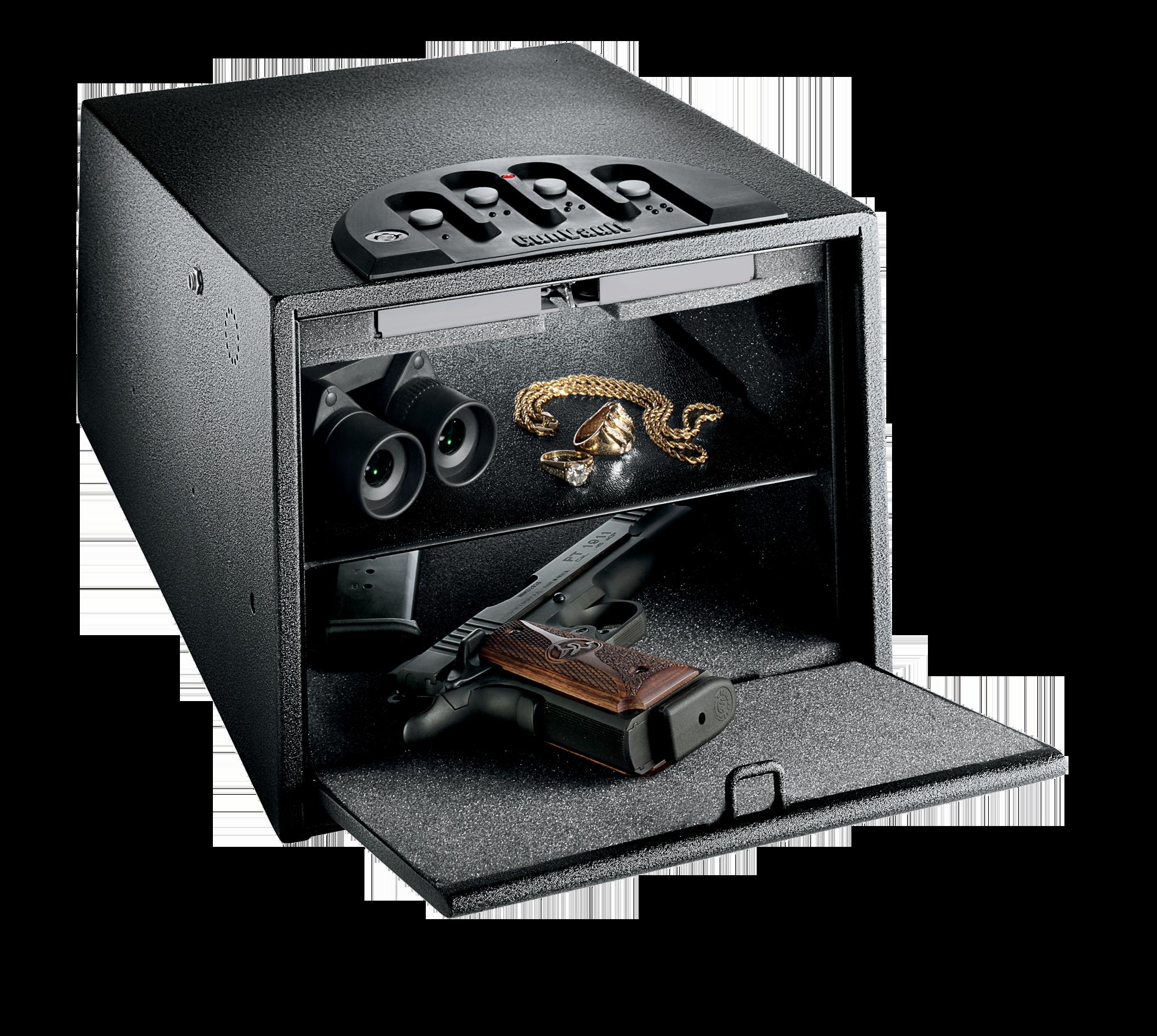 Gunvault MultiVault Deluxe GV 2000D Gun Safe