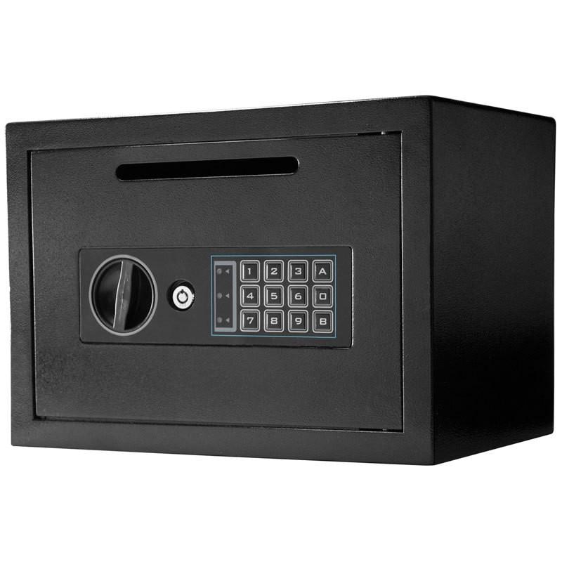 Barska AX11934 - Compact Keypad Depository Safe