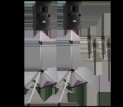 Anchor Audio LIB-DP4-AIR - Liberty Deluxe AIR Package 4