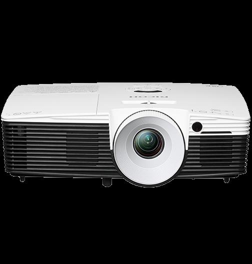 Ricoh PJHD5450 3500lm Standard HD, 1080p, DLP, 10W Projector (432025)