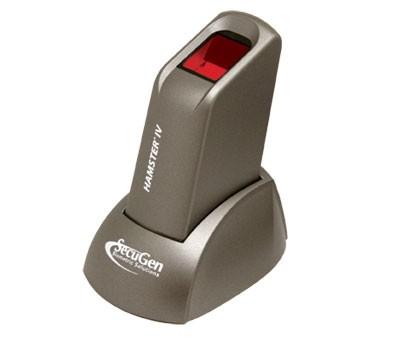 SecuGen Hamster IV USB Fingerprint Sensor