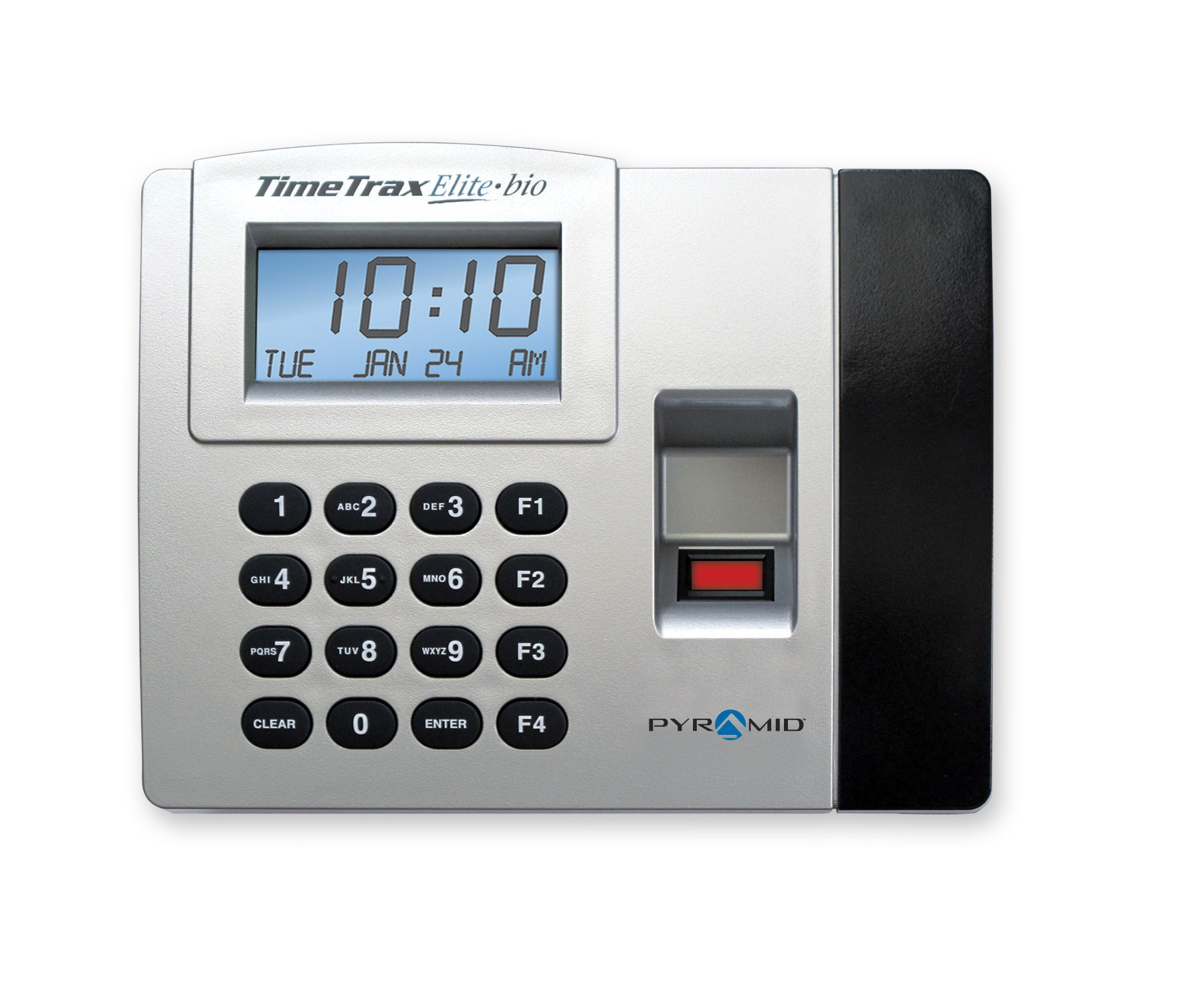 TimeTrax Elite Biometric Time Clock