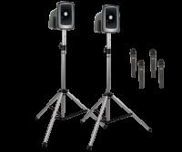 Anchor Audio MEGA-DP4-AIR - MegaVox 2 Deluxe AIR Package 4