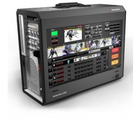 Streamstar CASE 710 - All-In-One, 6 Camera, Portable Live Production and Streaming Studio