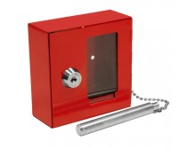 Barska AX11838 - Small Breakable Emergency Key Box