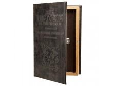 Barska CB11994 - Antique Book Safe with Key Lock