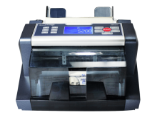 AccuBanker AB5200 AccuGuard Bill Counter with Dust Cover