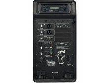 Anchor Audio BIG-8000CU1 Bigfoot with Bluetooth, CD/MP3 combo player & one wireless receiver