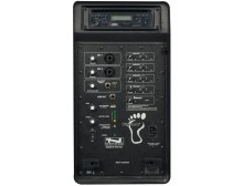Anchor Audio BIG-8000CU4 Bigfoot with Bluetooth, CD/MP3 combo player & four wireless receivers