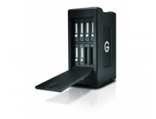 G-Technology G-SPEED Shuttle XL with EV Series Bay 24TB