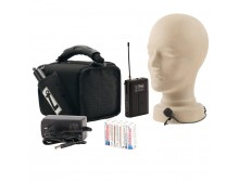 Anchor Audio Lite-DP-LM MiniVox Lite Deluxe Package with Lapel mic