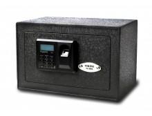 Viking Security Safe VS-20BLX Mini Biometric Fingerprint LCD Keypad Safe