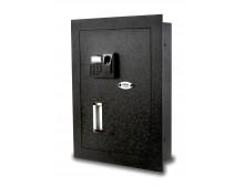 Viking Security Safe VS-52BLX Hidden Wall Biometric Fingerprint LCD Keypad Safe