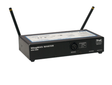Anchor Audio WM-500 WingMAN - base station interface between PortaCom and ProLink Intercom Systems features full duplex communication